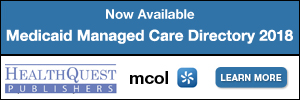 Medicaid Managed Care Directory 2018