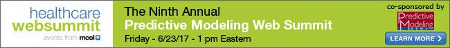 2017 Predictive Modeling Web Summit