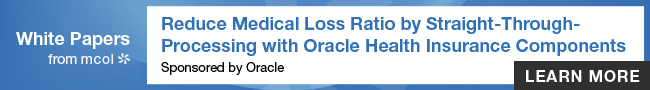White Paper: Reduce Medical Loss Ratio by Straight-Through Processing with Oracle Health Insurance Components