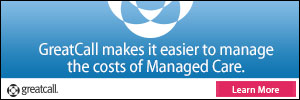 Great Call makes it easier to manage the costs of managed care