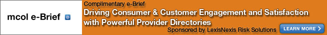 Driving Consumer & Customer Engagement and Satisfaction with Powerful Provider Directories